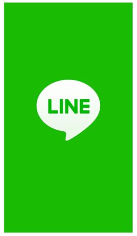 1.LINEを起動する